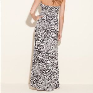 Guess Dresses - NEW Guess Adele maxi dress - animal fiesta print